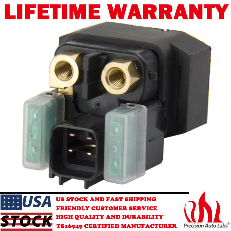Starter Relay Solenoid Switch For Yamaha Grizzly Raptor Rhino 450 550 660 700 • 13.87$