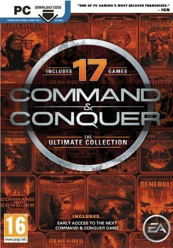 AU13.99 • Buy Command And Conquer The Ultimate Collection Red Alert PC Origin Key