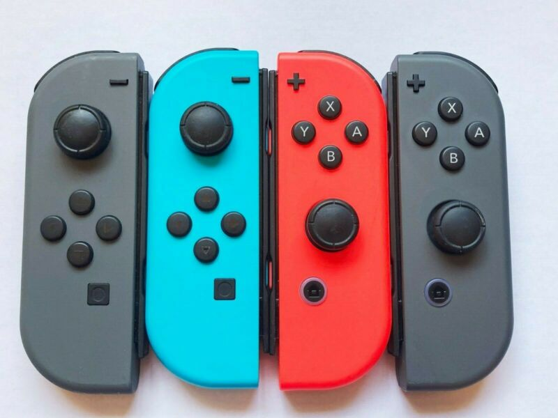 $31.95 • Buy Nintendo Switch OEM Original Joy Con Controller - Many Colors Joy-Con