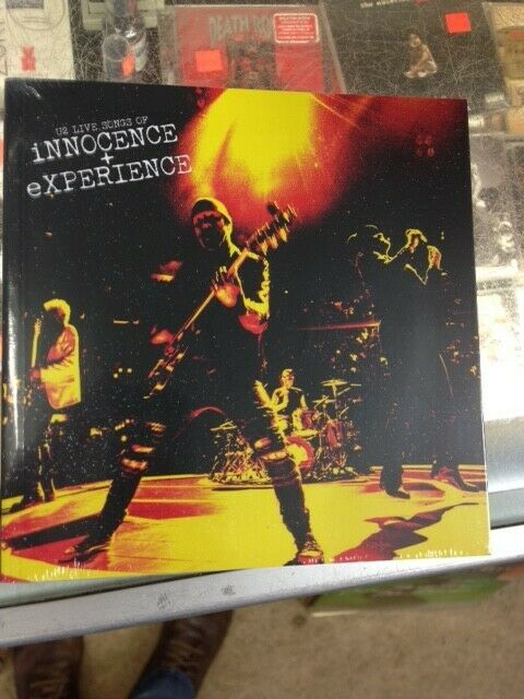 U2 Live Songs Of INNOCENCE + EXPERIENCE, Double CD Official FANCLUB Exclusive • 21.50$