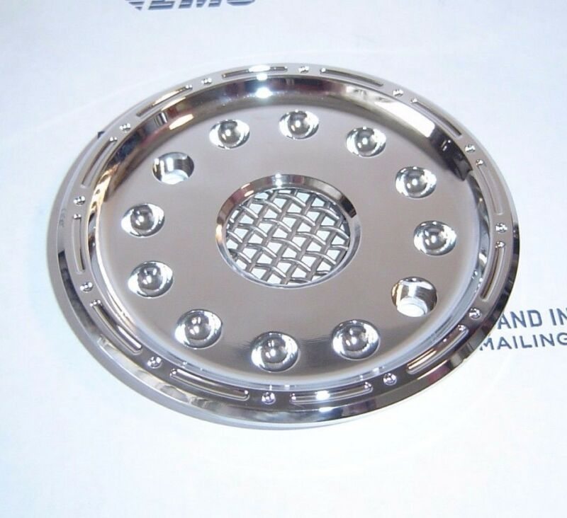 Sportster & XR1200 2004-Up, Chrome Pulley Cover, Front Transmission  PCC-SP1 • 79.95$