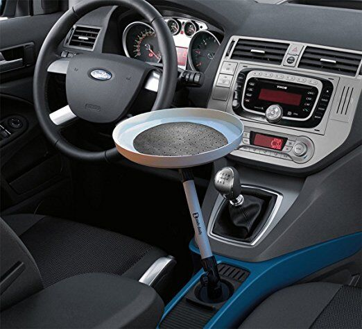 $10.90 • Buy Zento Deals Car Swivel Mount Holder Travel Cup Coffee Table Stand Food Table