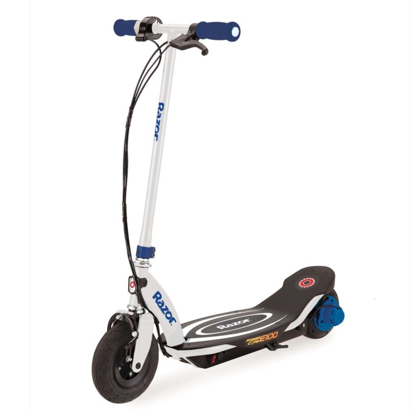 Razor Electric Scooter With Seat >> Razor Electric Scooter Blue