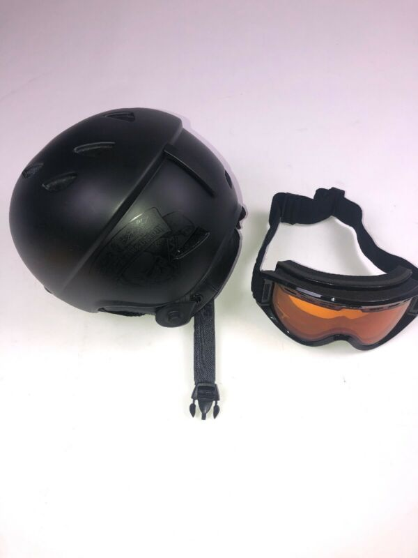Red Hifi 2 Helmet The Whites Collection  And Spy Goggles Great Condition. • 20$