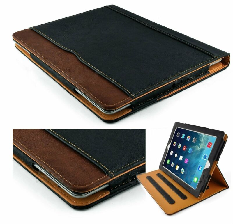 $16.97 • Buy IPad Case 7th Gen 10.2  2019 Leather Smart Cover Wallet Sleep Wake For Apple