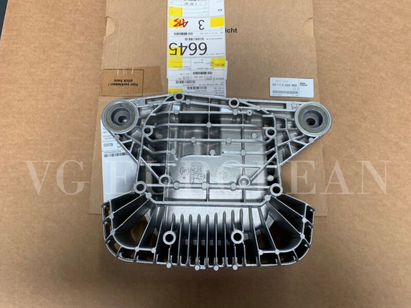 $215.94 • Buy BMW Genuine E46 M3 Rear Differential Cover With Mounts Coupe Convertible 2001-06