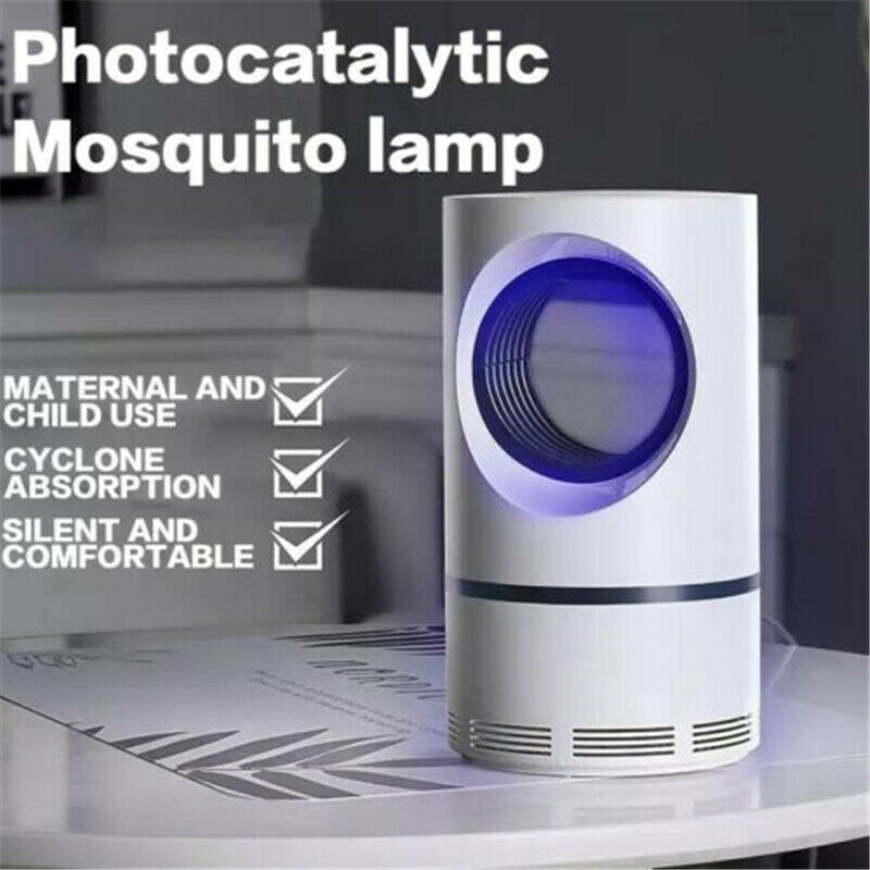 $ CDN18.14 • Buy Mosquitron Electric Mosquito Insect Killer Trap Lamp LED Bug Zapper Pest Control