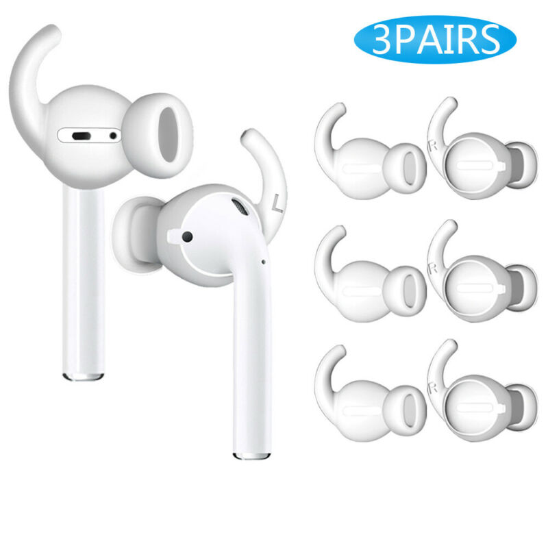 $ CDN4.56 • Buy Portable Ear Hook Covers Noise Reduction Earplugs For AirPods Apple Headset