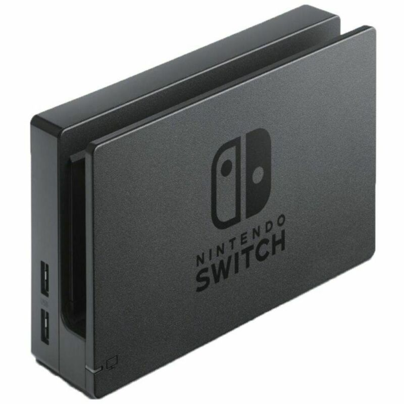 $44.95 • Buy Nintendo Dock Set For Nintendo Switch Console OEM Only