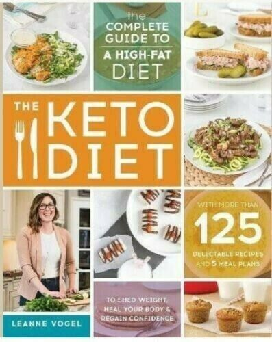 $0.99 • Buy Keto Diet: The Complete Guide By Leanne Vogel  Read Description  P  D  F