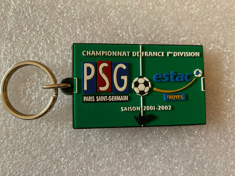 Bleu Porte-Cl/és D/écapsuleur Paris Saint-Germain Chaussure de Foot Officiel PSG