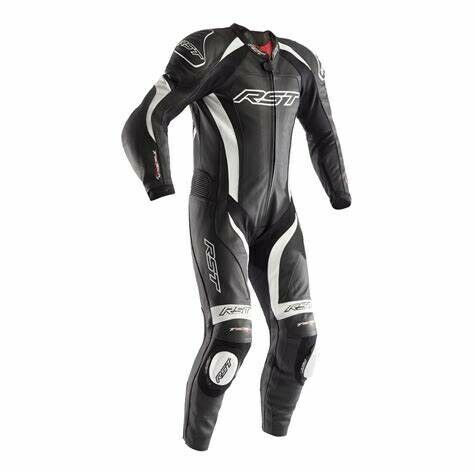 $372.37 • Buy RST Tractech Evo 3 III 1 Pc One Piece Leather Motorcycle Race Track Suit -