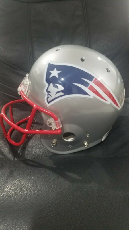 $70 • Buy New England Patriots Football Helmet  Full Size