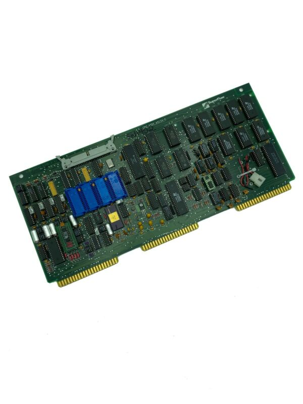Superflow 901 Engine Dyno CPU Card • 3,700$