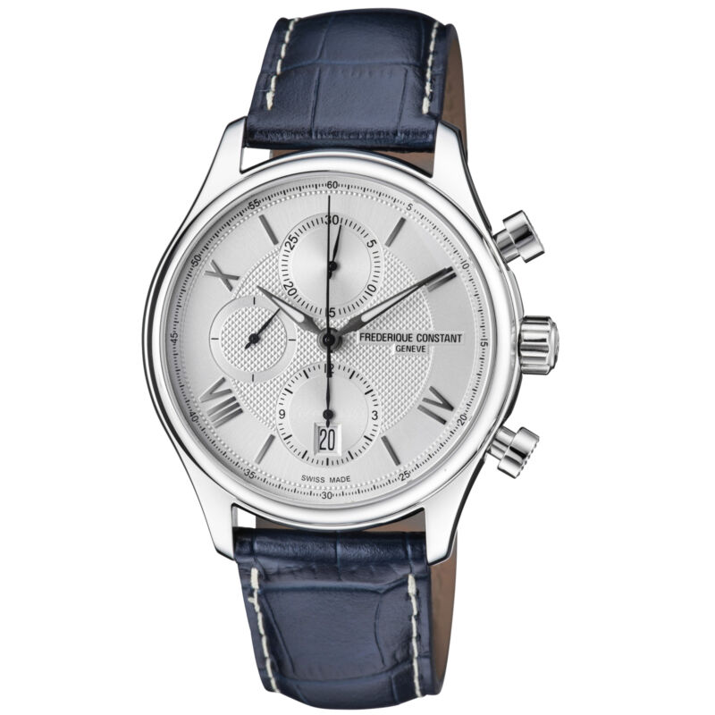 Frederique Constant Runabout Automatic Movement Men's Watch FC-392MS5B6 • 667$