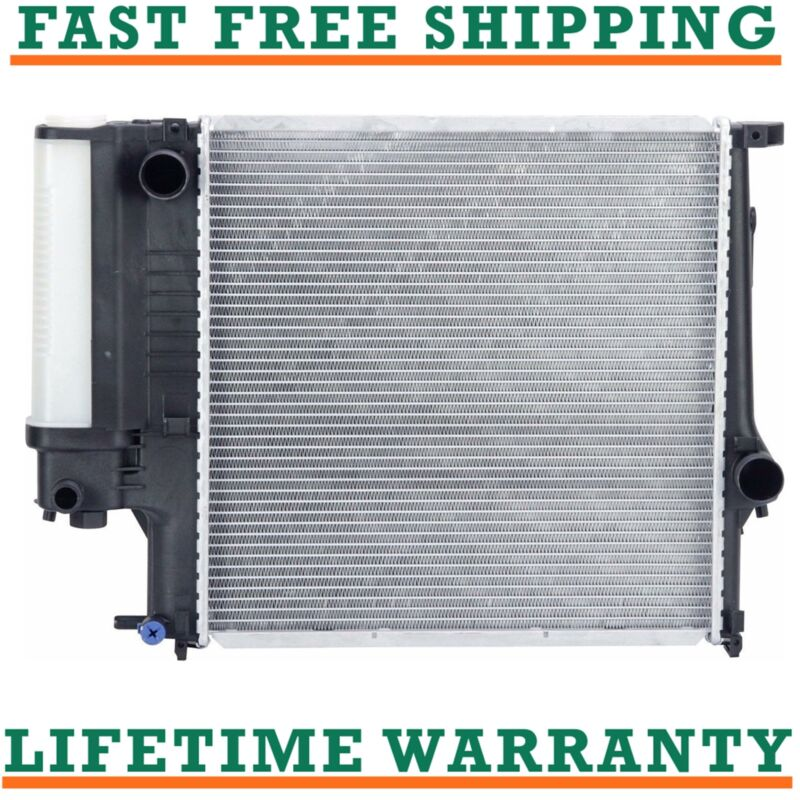Radiator For 91-99 BMW 318i 318is 318ti Z3 1.8L 1.9L Free Shipping Direct Fit   • 68.95$