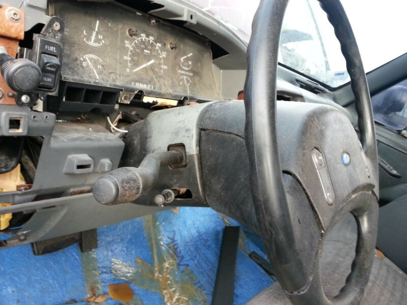 Ford F150 F250 F350 Tilt Steering Column W/ Auto Trans Overdrive Button  • 159.99$