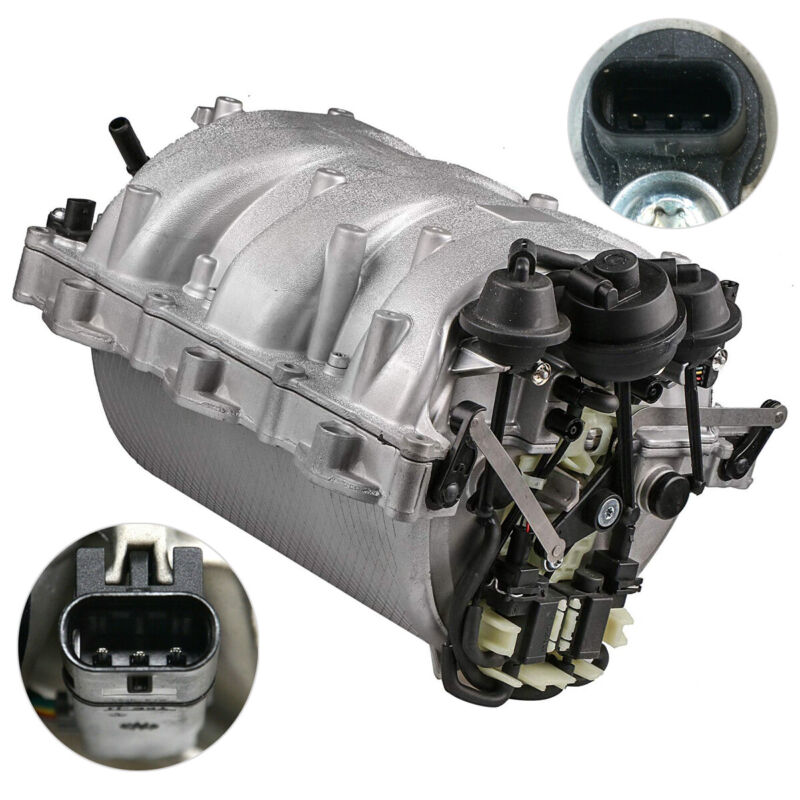 Engine Intake Manifold Assembly For Mercedes-Benz C230 E350 C280 R350 ML350 • 173.98$