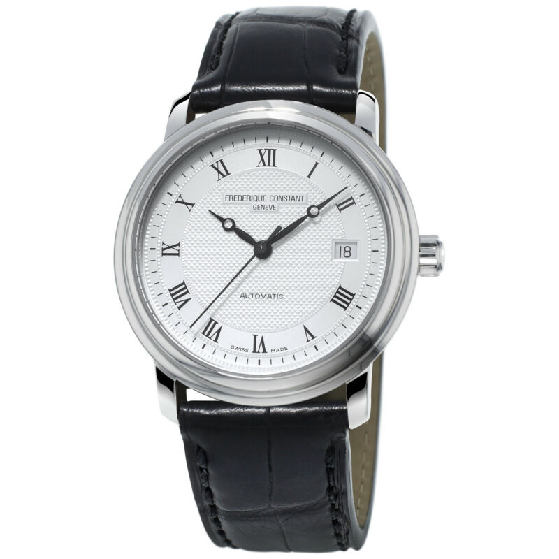 Frederique Constant Men's Automatic Caliber Exhibition 38mm Watch FC-303MC4P6 • 469.99$