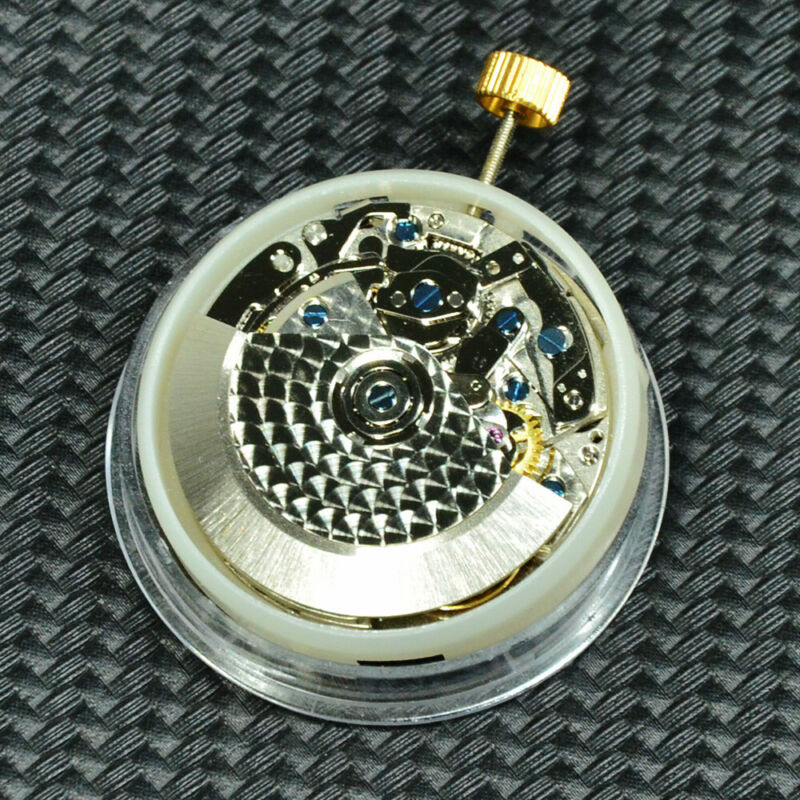 $129.99 • Buy Clone 7750 Automatic Day Date Chronograph Movement For ETA Valjoux Replacement