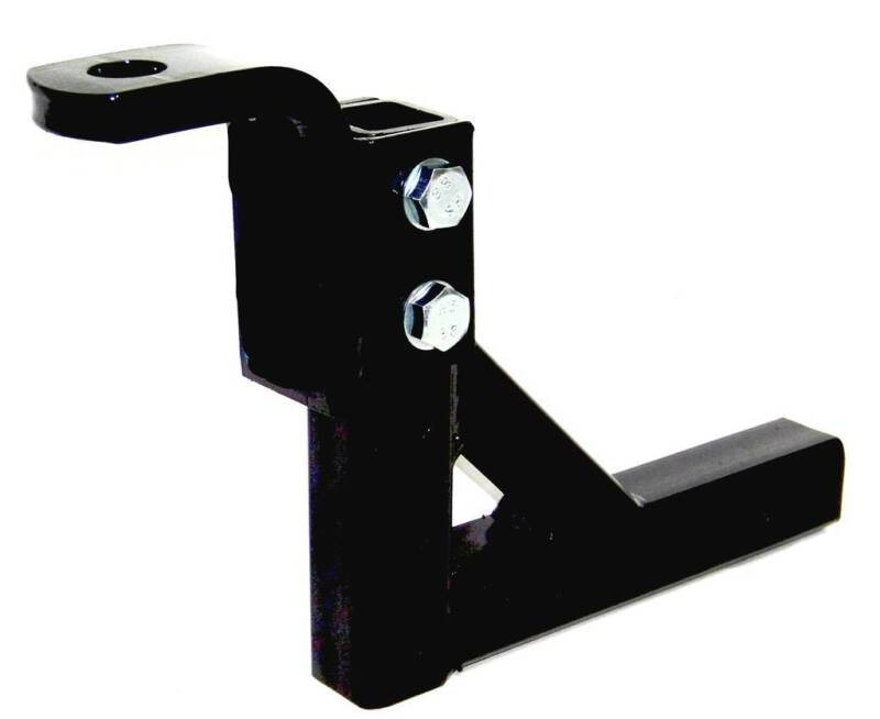 $30.99 • Buy 10  Adjustable Drop Hitch Ball Mount For 2  Receiver Heavy Duty Towing Trailer