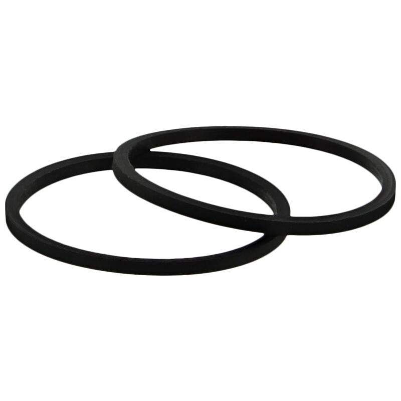 Drive Belt For Xbox 360 Microsoft Rubber Band DVD Disc Tray – 2 Pack | ZedLabz • 5.08$