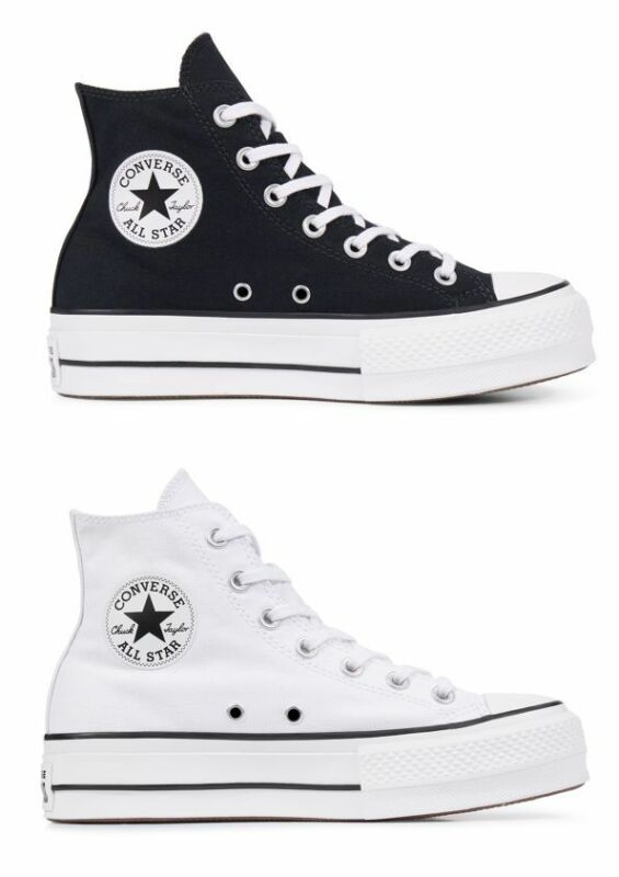 all star converse nere 35