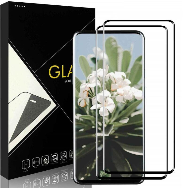 AU5.95 • Buy Full Coverage Tempered Glass Screen Protector For OnePlus 3 3T 5 5T 6 6T 7 7 Pro
