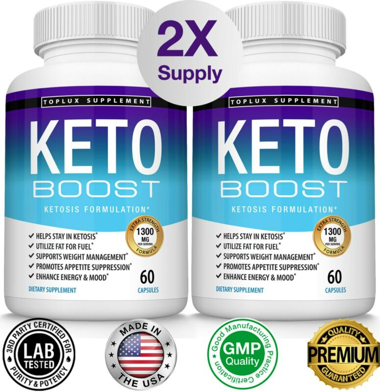$16.97 • Buy Keto BOOST Diet Pills CUTS Advanced Ketosis Weight Loss Supplement Fast