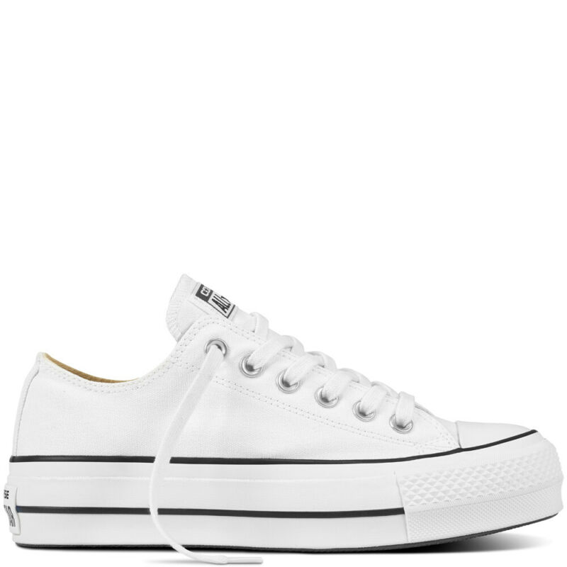 converse all star bianco donna