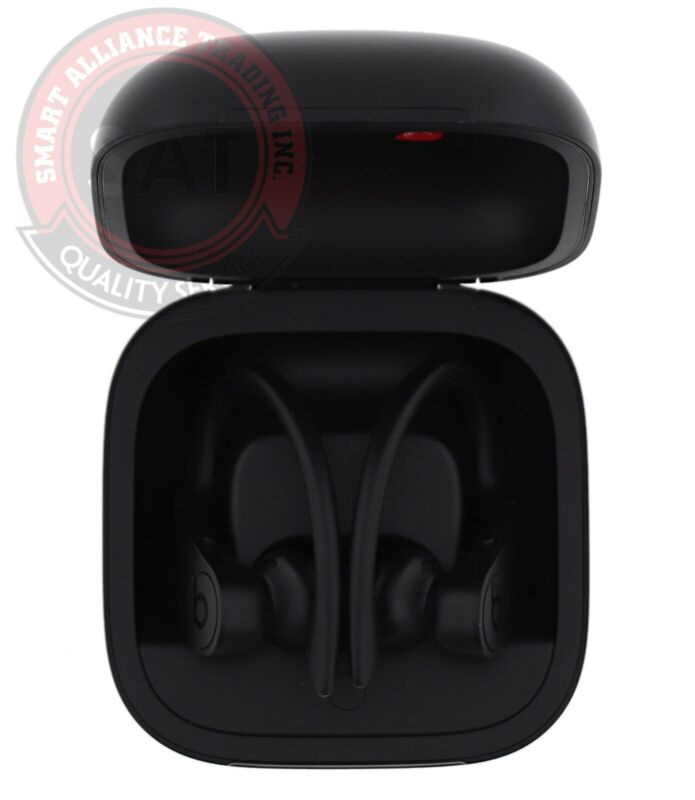 $114.99 • Buy Beats By Dr. Dre Powerbeats Pro Wireless Headphones Ear-Hook Black Used GOOD👌