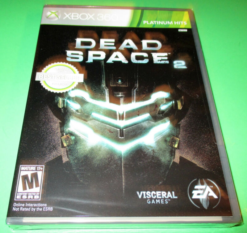 $14.95 • Buy Dead Space 2 Xbox 360   Factory Sealed!   Free Shipping!
