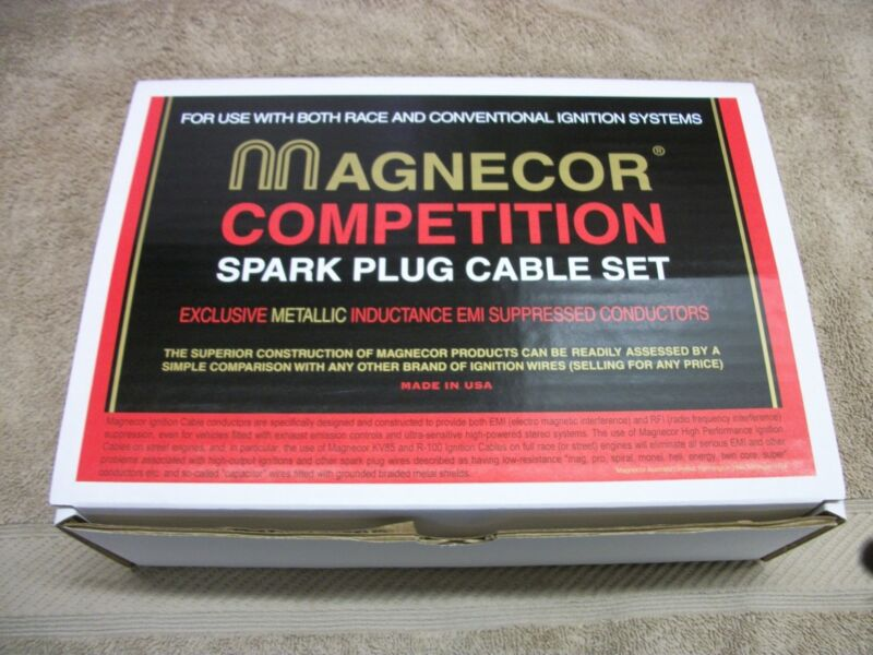 Magnecor Wires | Compare Prices on dealsan.com on ngk spark plug wires, moroso spark plug wires, msd spark plug wires,