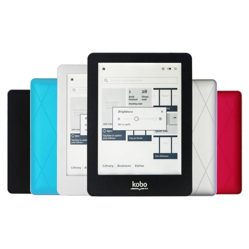 $69.99 • Buy Kobo Glo N613 EBook Reader E-ink 6 Inch 1024x768 2GB With Touch Screen Backlight