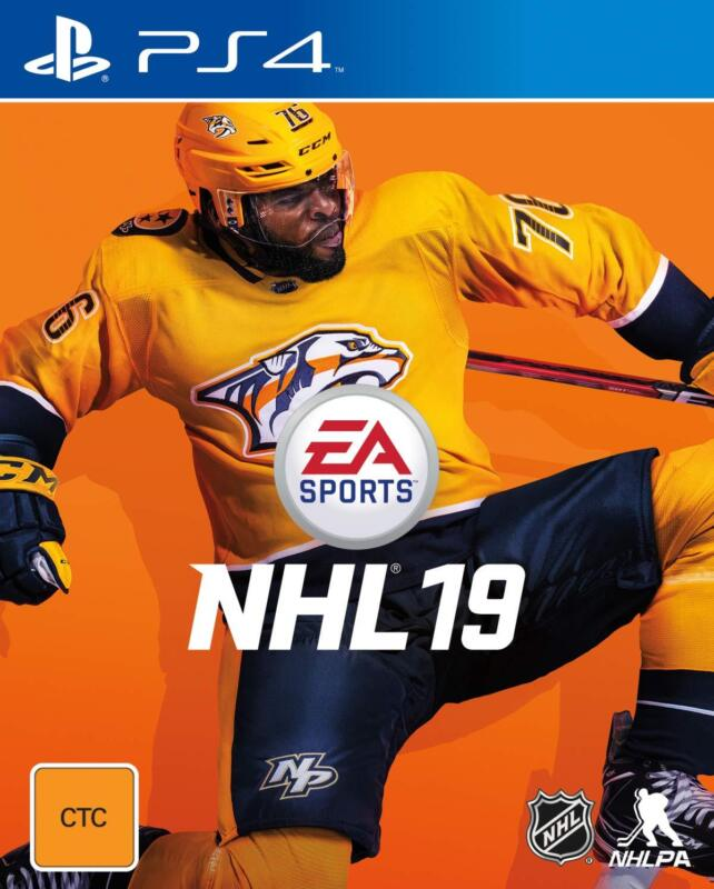 NHL 19 PlayStation 4 PS4 Brand New Game • 59.84AU