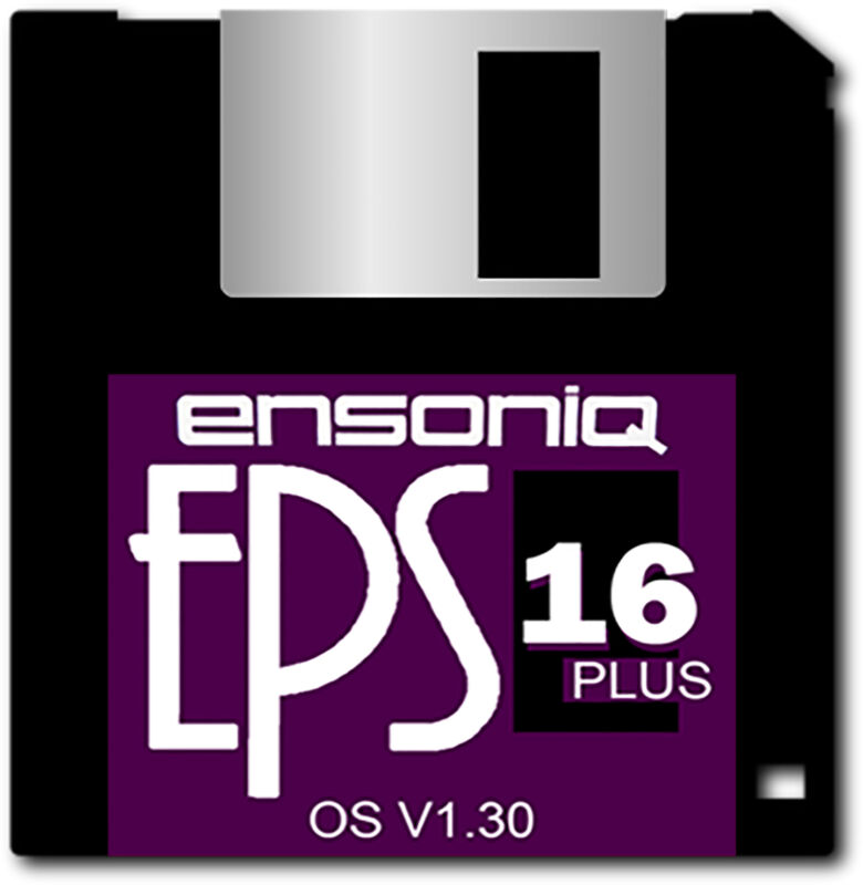 $6.95 • Buy ENSONIQ EPS 16+ OS Boot Disk 1.30 - 16 Plus - 24 Instruments - Fastest Shipping