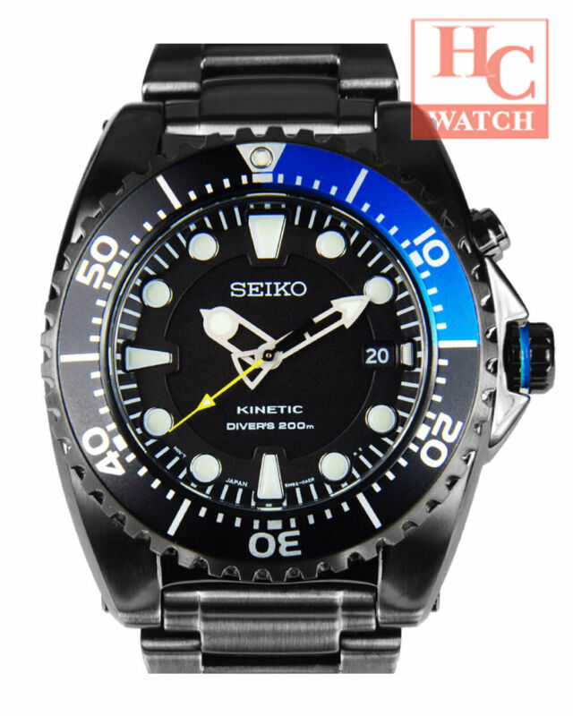 New SEIKO Prospex  SKA579P1 Kinetic Diver's 200M 100 Years Special Edition  • 416$