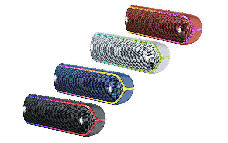 $63.99 • Buy Sony SRS-XB32 Portable Extra Bass  Wireless Bluetooth Speaker With NFC/ Lights