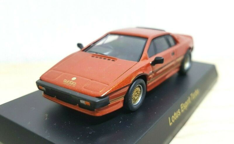 $ CDN23.49 • Buy Kyosho 1/64 LOTUS ESPRIT TURBO ORANGE Diecast Car Model