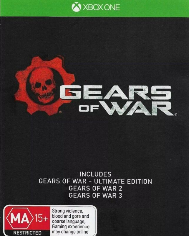 $6.75 • Buy Gears Of War Ultimate Edition + Gears Of War 2 And 3 Xbox One. Download Code DLC