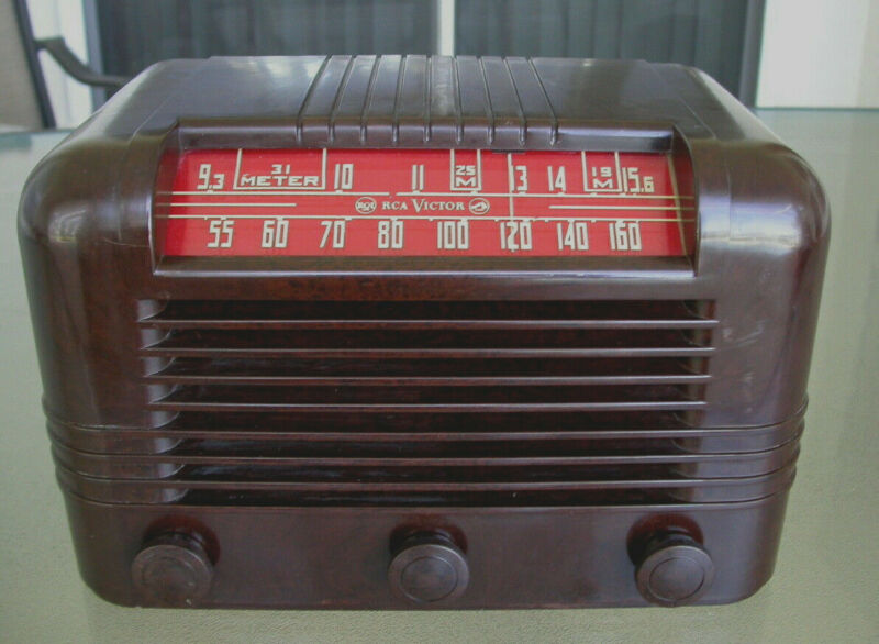 $103 • Buy RCA Model 56X11 Shortwave And Broadcast
