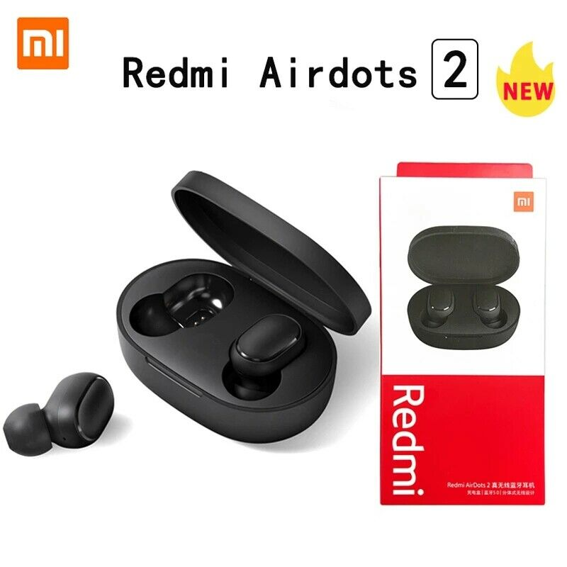 $11.49 • Buy For Xiaomi Redmi TWS Airdots Headset Bluetooth 5.0 Headphone Stereo  Earbuds USA