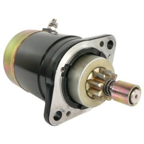 NEW Starter For Nissan Tohatsu 25 30 NS25, NS30, MS25 ,MS30 Outboard 1992-2003 • 166.19$