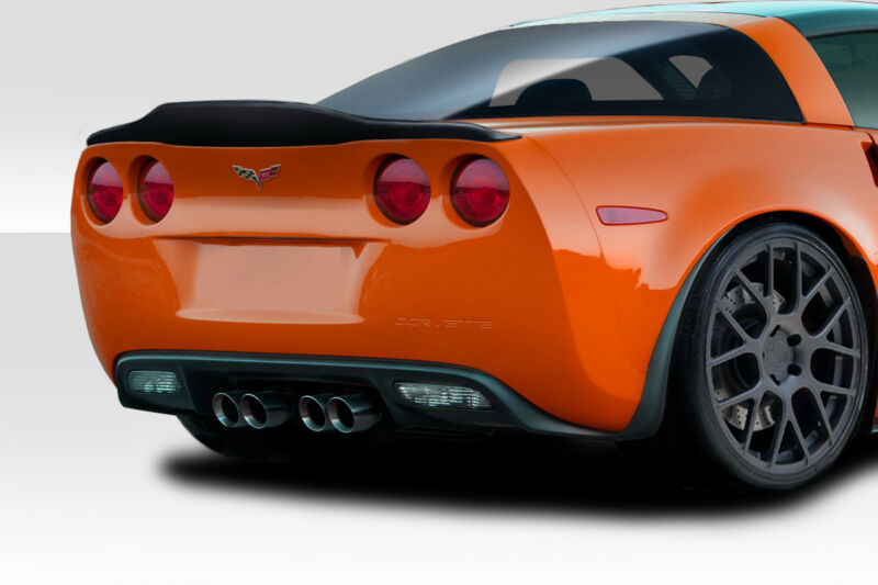$129 • Buy 2005-2013 Chevrolet Corvette C6 Duraflex GTC Wing Spoiler - 1 Piece 113683