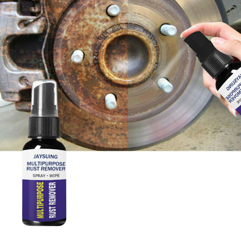 Rust Inhibitor Rust Remover Derusting Spray Car Maintenance Cleaning Accessories • 2.01$