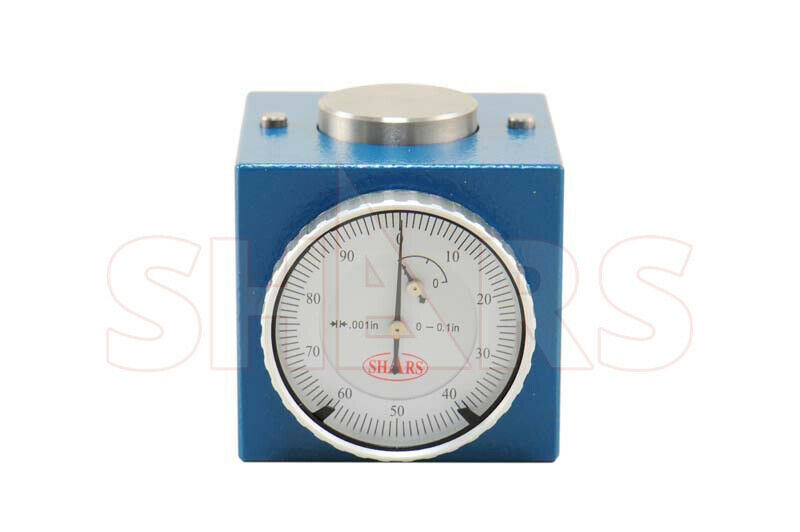 $60 • Buy Shars Magnetic Z Axis Dial Zero Pre Setter Tool 2  Height .0004  Gage Offset CNC
