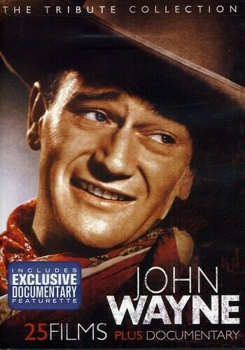 $6.34 • Buy John Wayne: The Tribute Collection [New DVD] Boxed Set