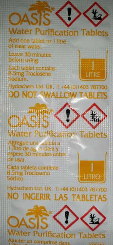 Prime Water Purification Tablets Home Interior And Landscaping Ologienasavecom