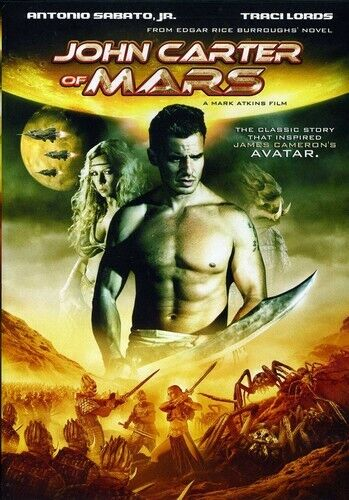 John Carter: Princess Of Mars [New DVD] • 6.72$