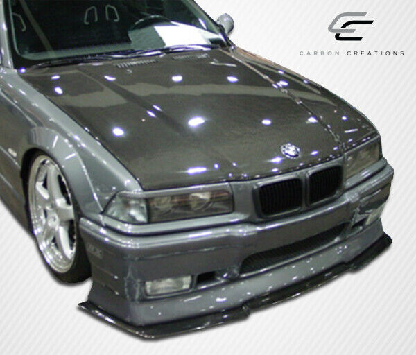 $613 • Buy Carbon Creations M3 E36 2DR Convertible OER Look Hood 1 Piece For 3-Series